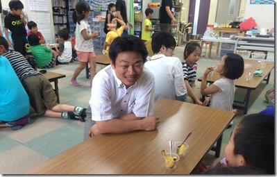 神奈川県議会議員予定候補 井坂しんやはこんな人-②