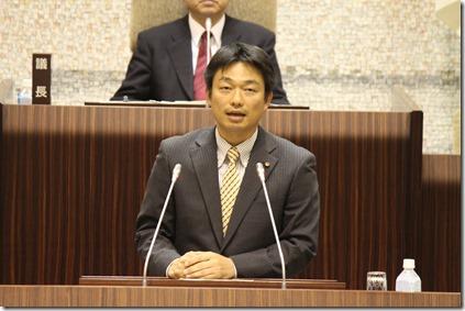 神奈川県議会議員候補 井坂しんやはこんな人-④