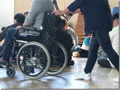 震災時避難所運営訓練2018年浦賀小学校 (12)