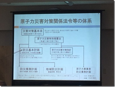 久里浜地区原子力防災訓練・八幡町内・2018年 (5)
