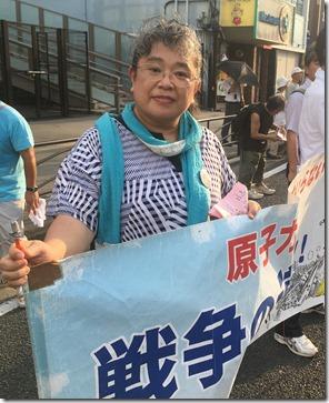 要らない原子力空母夏パレード2019 (21)