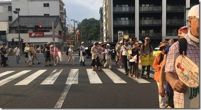 要らない原子力空母夏パレード2019 (23)