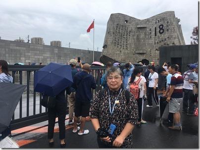 2日目瀋陽9・18事変博物館前 (36)