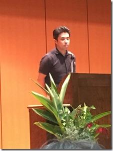 沖縄の今、日本の今講演会 (2)