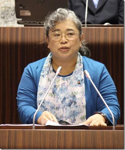 大村洋子議会画像2019年9月議会 (4)