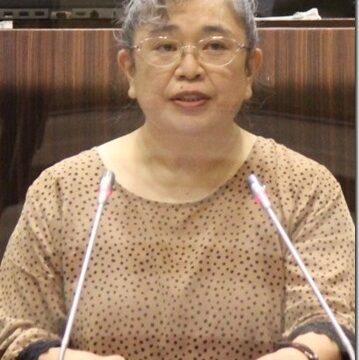 横須賀市による自衛官募集のための自衛隊への名簿提出の中止等を求める請願に賛成する討論