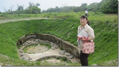 史跡東京湾要塞跡 千代ケ崎砲台跡